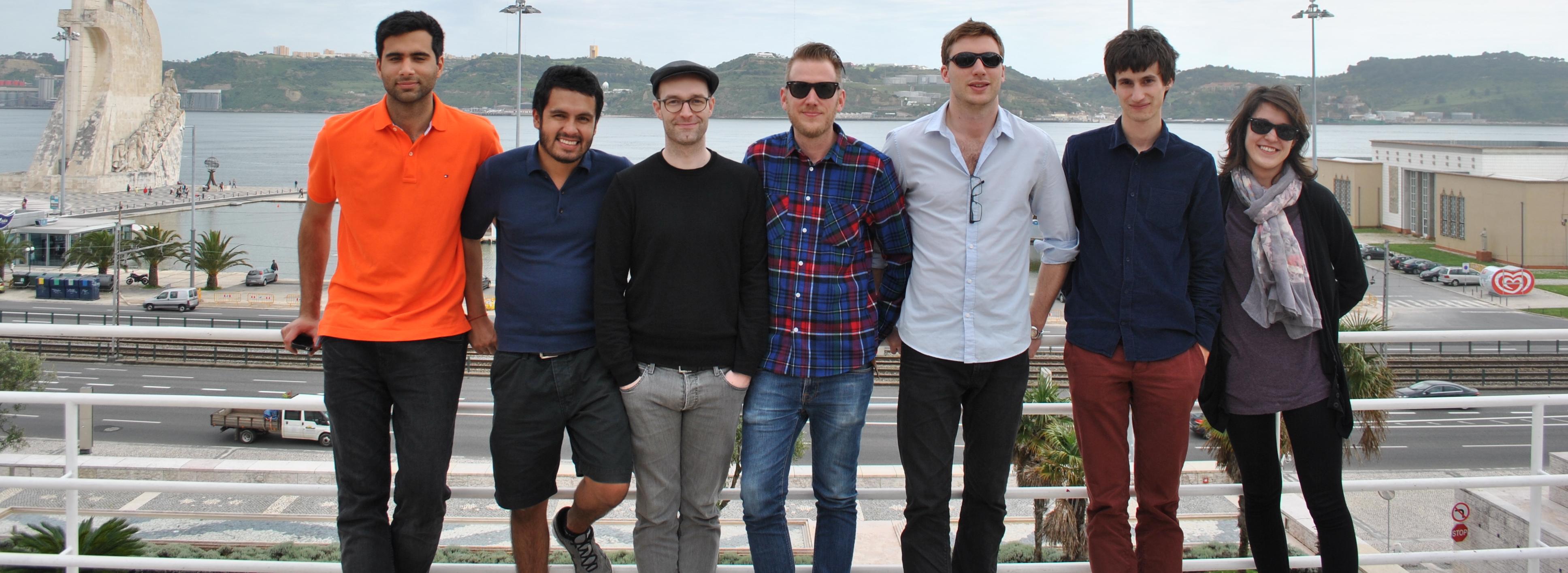 Photo of the Userlike team