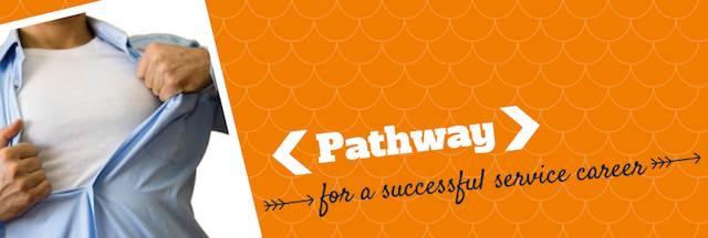 """""""Pathway for a successful career"""" quote"""