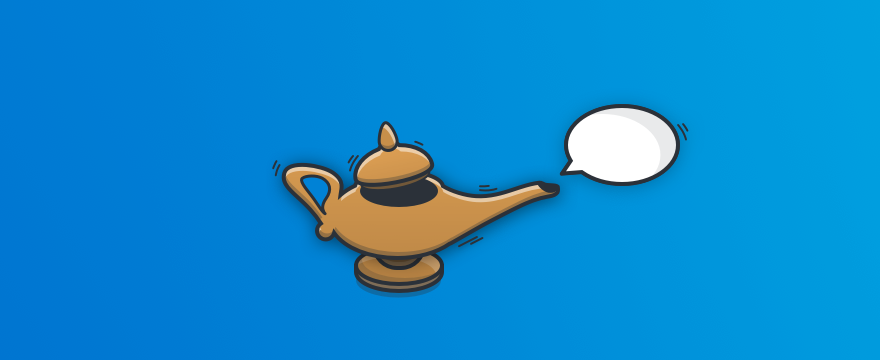 genie in a bottle – chat modes