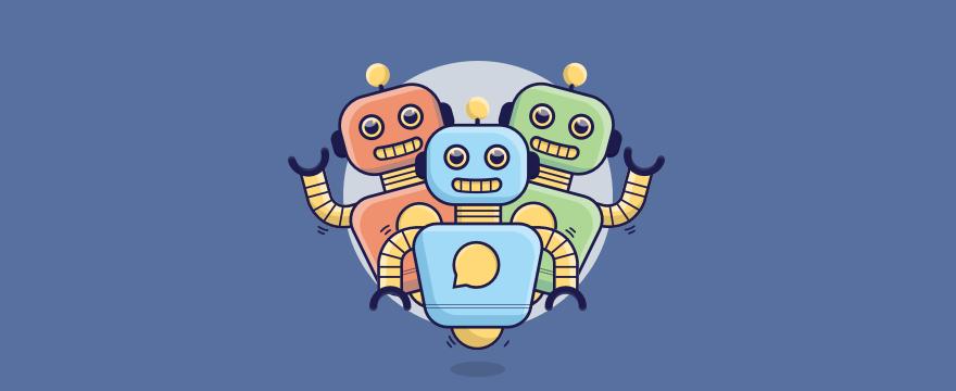 drei Chatbots – Chatbot Kundenservice Post