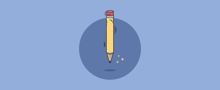visualization of a pen company wide blogging header image