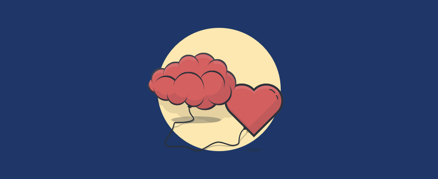 Brains and heart.