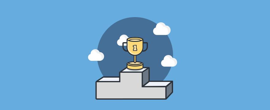 Siegertreppchen – Headerbild für Blogbeitrag zu Kundenzentrierung