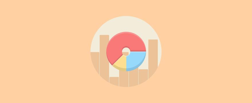 Customer service metrics infographics.