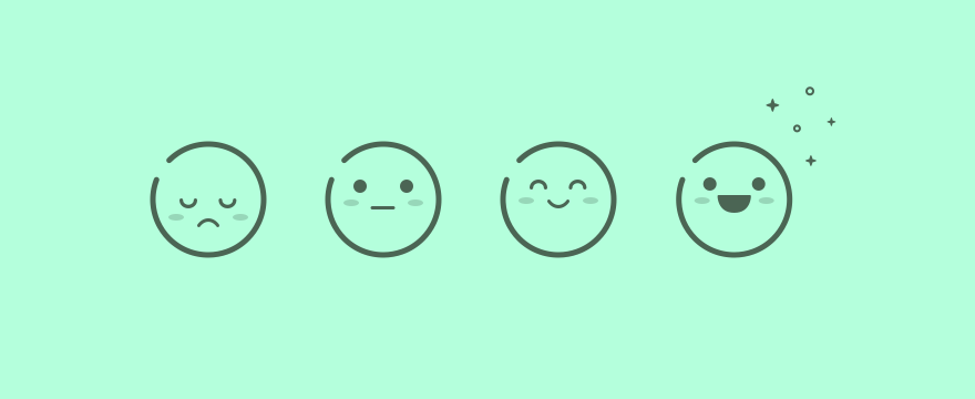 Emojis professionelle kommunikation Blogpost Titelbild.