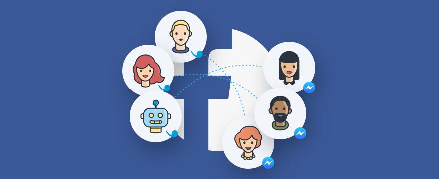 Facebook und Operatoren – Headerbild für Blogbeitrag