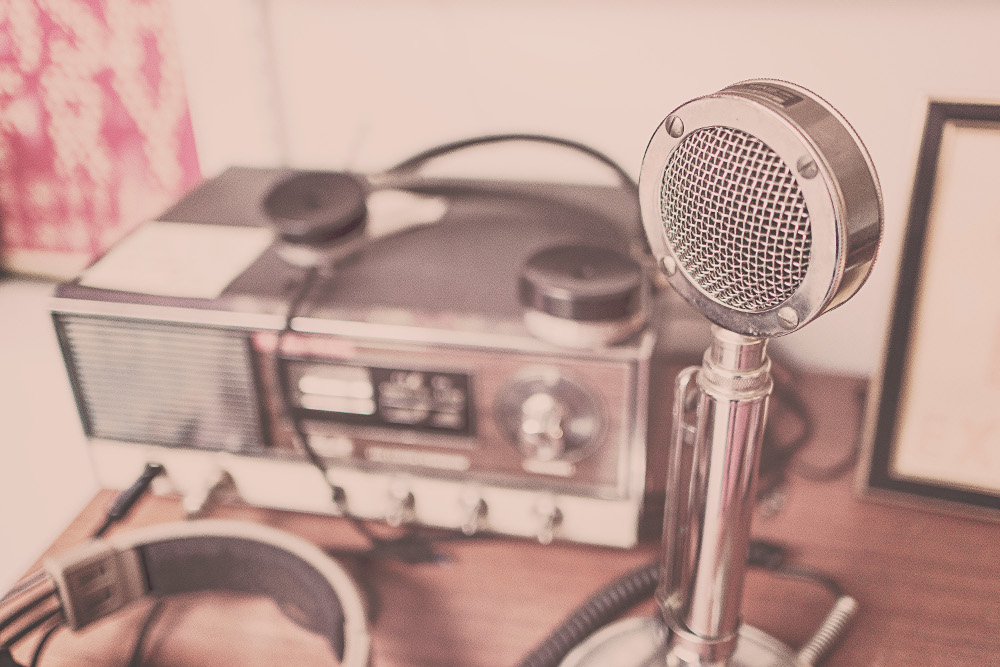 microphone and recording equipment
