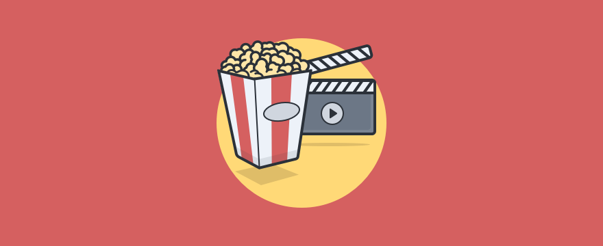Popcorn for watching the videos.
