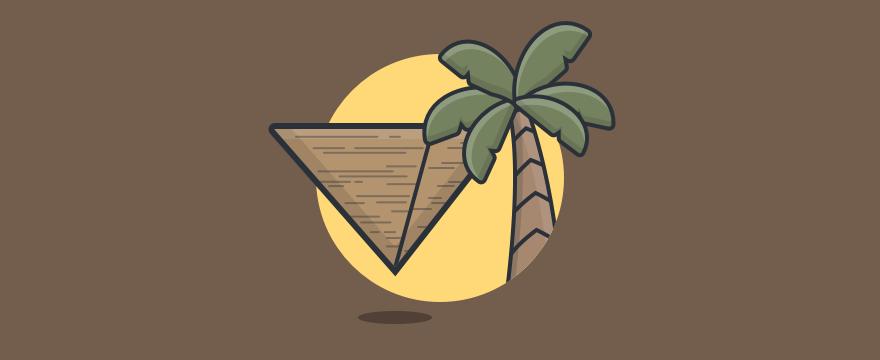 Reversed pyramid, representing internal customer service.