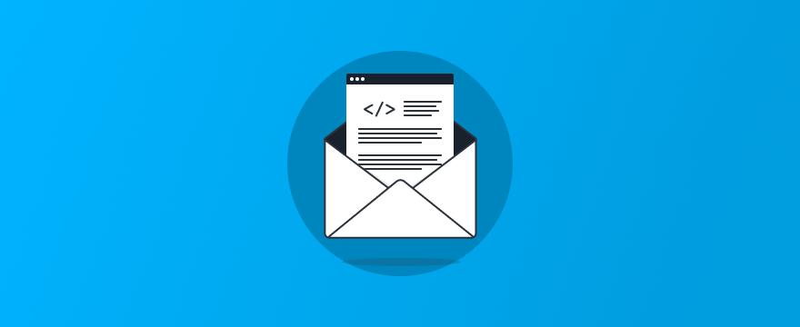 ein Brief – Headerbild für Unified Messaging Beta