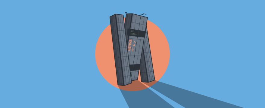 Visualisierung des Roboters TARS aus dem Film Interstellar, Header-Image von Customer Service Trends 2018 Blog Post.