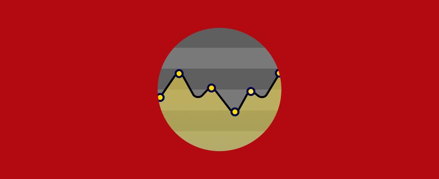 ein Graph – Titelbild für Artikel zu Leadgenerierung Kennzahlen
