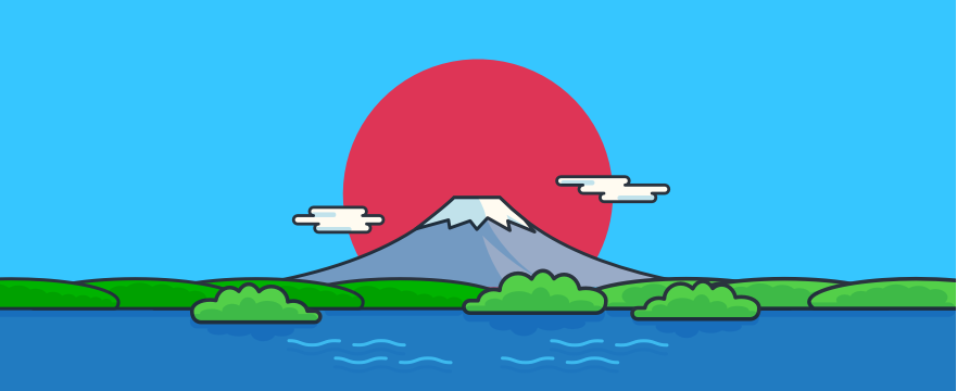 Mount Fuji - header image for 5 Steps to a Lead Generation Process That Gets You More Customers