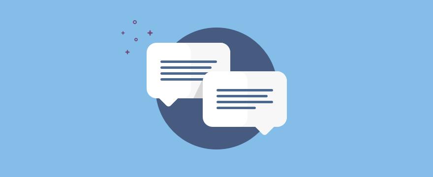 Titelbild Live-Chat-Features