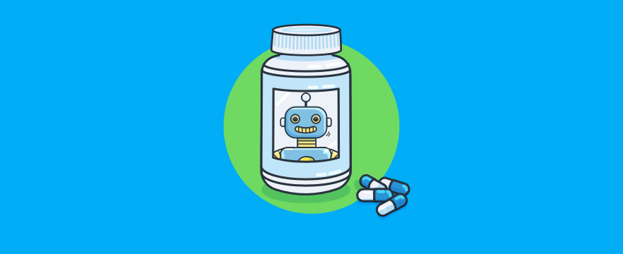 chatbot - header image for 7 Ethical Use Cases for Pharmacy Chatbots