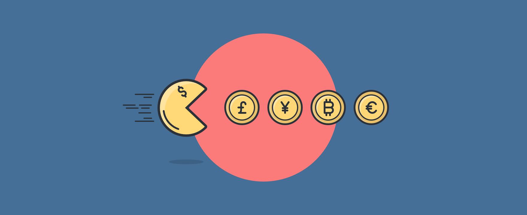 visualization of pacman - sales training games blog post header