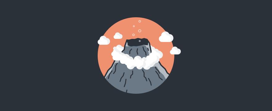 volcano image service variability